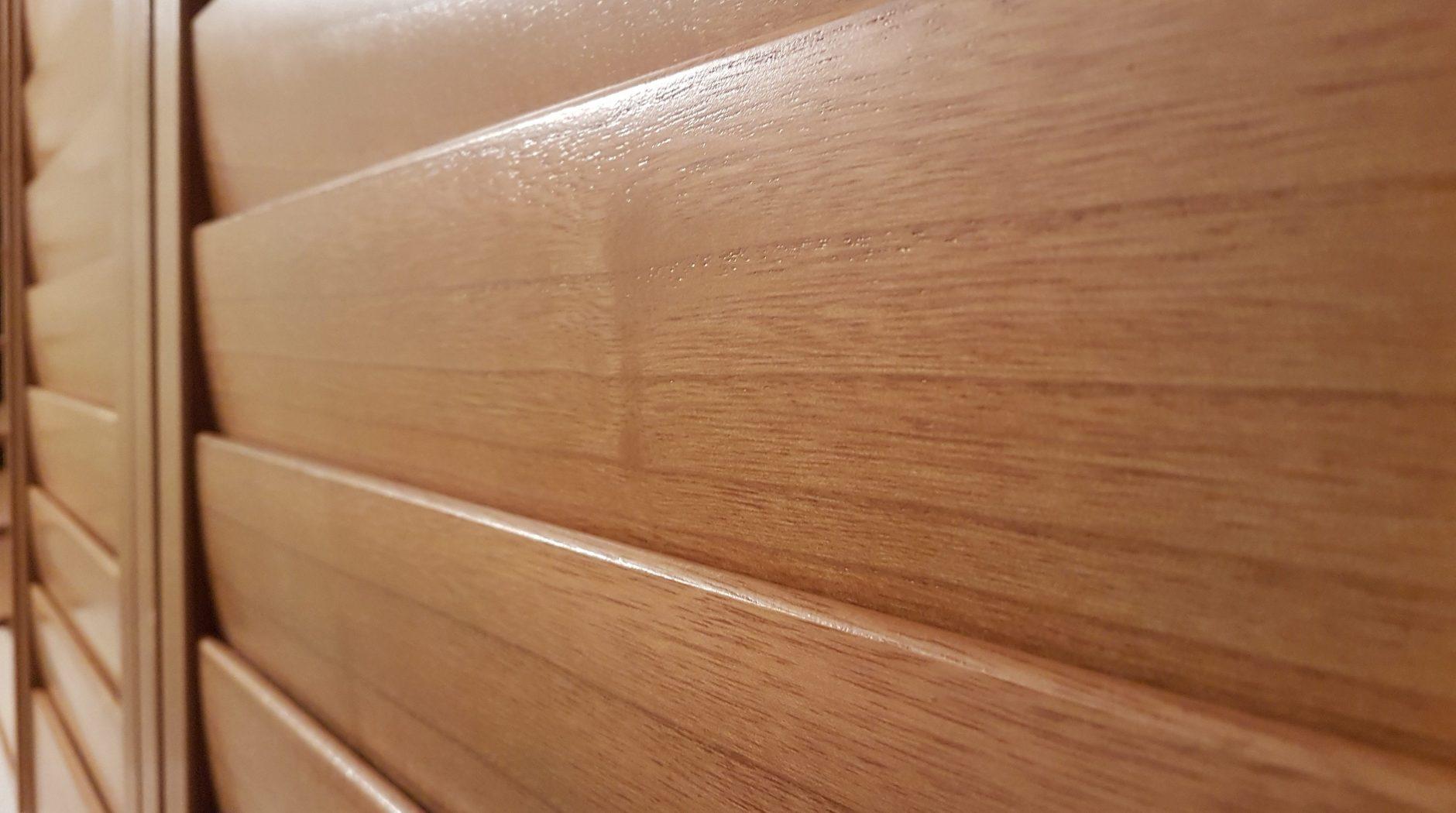 Beautiful Hardwood Shutters