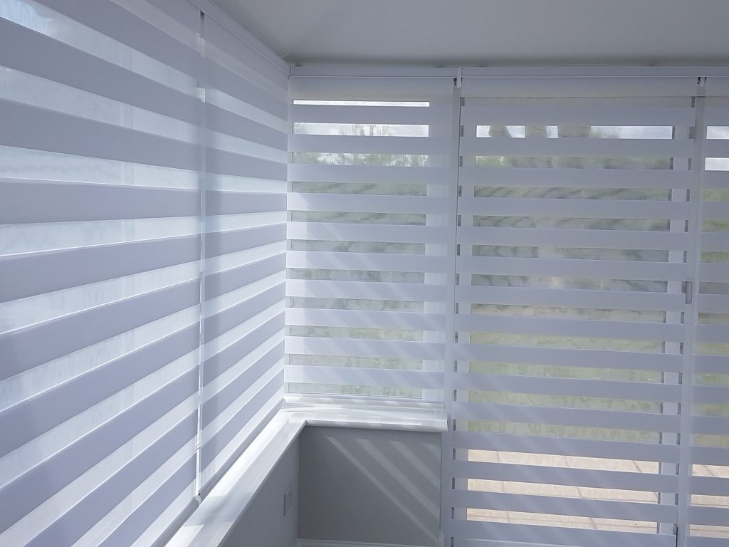 Duo Roller Vision Blinds Gfs